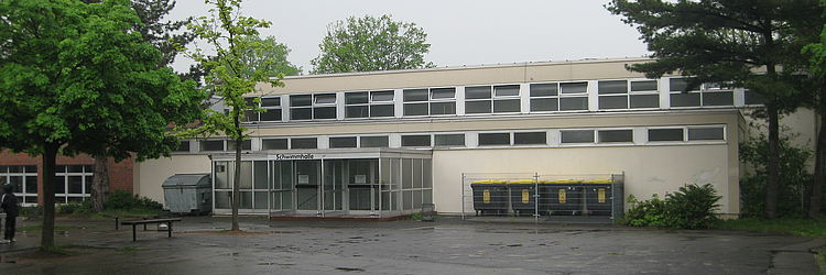 Turnhalle Asternweg