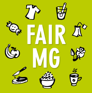 Logo der Initiative FAIR MG